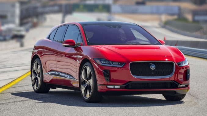 We Missed An Earlier Event This Year When Jaguar Were Offering Test Drives In Their New I Pace Electric Vehicle So Received The Chance To Get