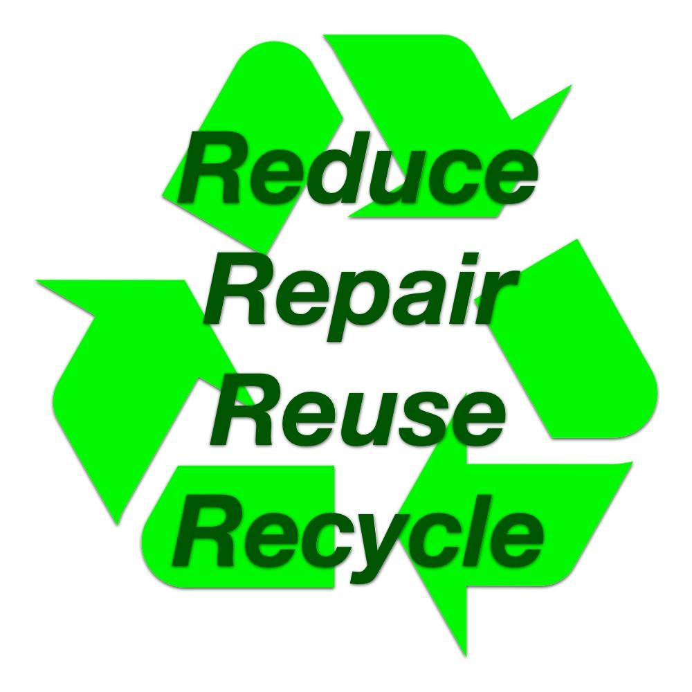 ReduceRepairReuseRecycle